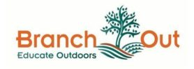 Branch Out Educate Outdoors Logo